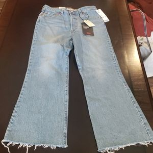Levi's URBAN OUTFITTERS.